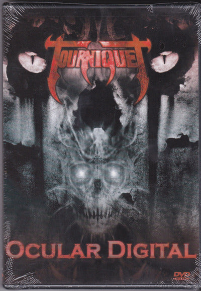 TOURNIQUET - OCULAR DIGITAL (DVD, 2003, Metal Blade)