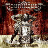 TOURNIQUET - VANISHING LESSONS (CD, 2014, Pathogenic Records)