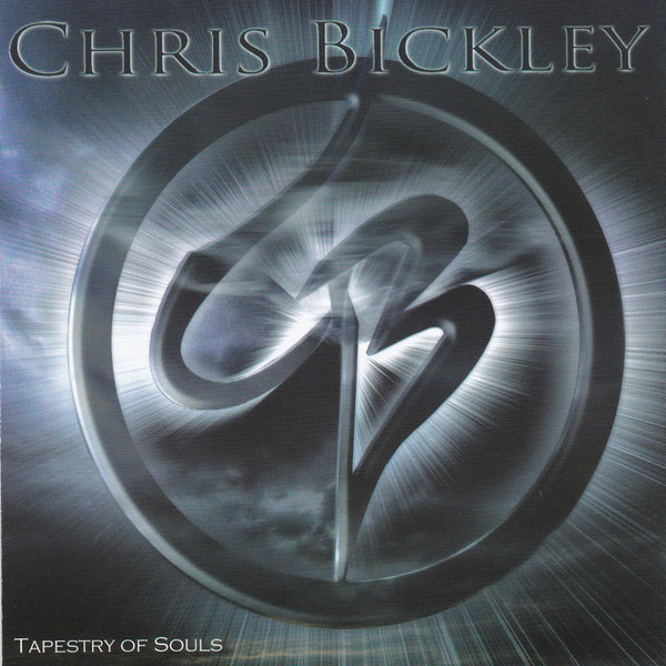 CHRIS BICKLEY - TAPESTRY OF SOULS (*NEW-CD, 2012, Shred Guy Records) Axeman-shredding guitar virtuoso!  Baton Rouge vocalist!