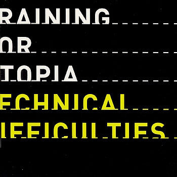 Training for Utopia ‎– Technical Difficulties (*NEW-CD, 2004, Solid State) Amazing extreme metal