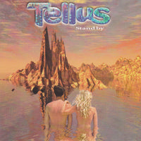 TELLUS - STAND BY (*Used-CD, 1996 Tellurian Records) King's X inspired TX band