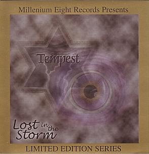 TEMPEST - LOST IN THE STORM (*NEW-CD, 2004, M8) features Jamie Rowe from Guardian !