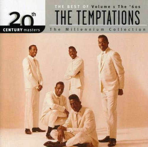 The Temptations - 20th Century Masters: The Millennium Collection - The Best of the 60s, Volume 1 (*Used-CD, Motown)