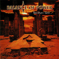 Balance Of Power ‎– Ten More Tales Of Grand Illusion (*Used-CD, 1999, Nightmare)