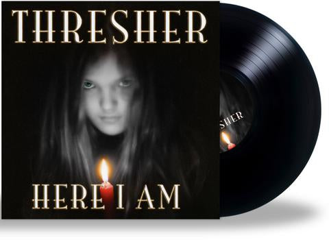 THRESHER - HERE I AM (*NEW-180 Gram Vinyl, 2021, Roxx) Thrash classic ***PRE-ORDER