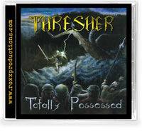 THRESHER - TOTALLY POSSESSED (*NEW-CD, 2021, Roxx) Thrash classic on CD for first time