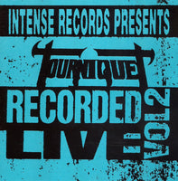 Tourniquet ‎– Intense Live Series Vol. 2 (*Pre-Owned, 1993, Intense) *Original Issue