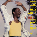 Philip Bailey ‎– Triumph (*Pre-Owned Vinyl, 1986, Myrrh) Soul/Funk from Earth, Wind & Fire vocalist! Classic CCM