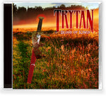 TRYTAN - BLOOD OF KINGS + Trading Card (*NEW-CD, 2021, Retroactive Records) Eric Gillette/Neal Morse Band + John Elefante/Kansas + Jim LaVerde/Barren Cross