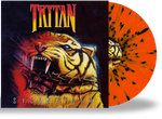 TRYTAN - SYLENTIGER (*NEW-Splatter Color Vinyl, 2020, Retroactive) Limited 200 Units