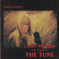 LARRY NORMAN - THE STORY OF THE TUNE (*NEW-CD, 1995, Phydeaux)