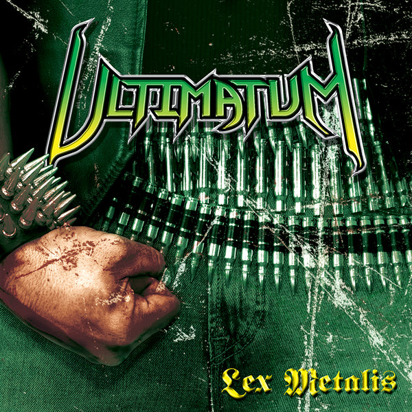 ULTIMATUM - LEX METALIS: 10th Anniversary Ultimate Edition + 2 bonus tracks (*NEW-CD, 2019, Retroactive Records)