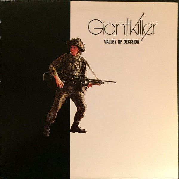 Giantkiller ‎– Valley Of Decision **Used-Vinyl, 1982, Star Song) Classic prog rock Jesus music