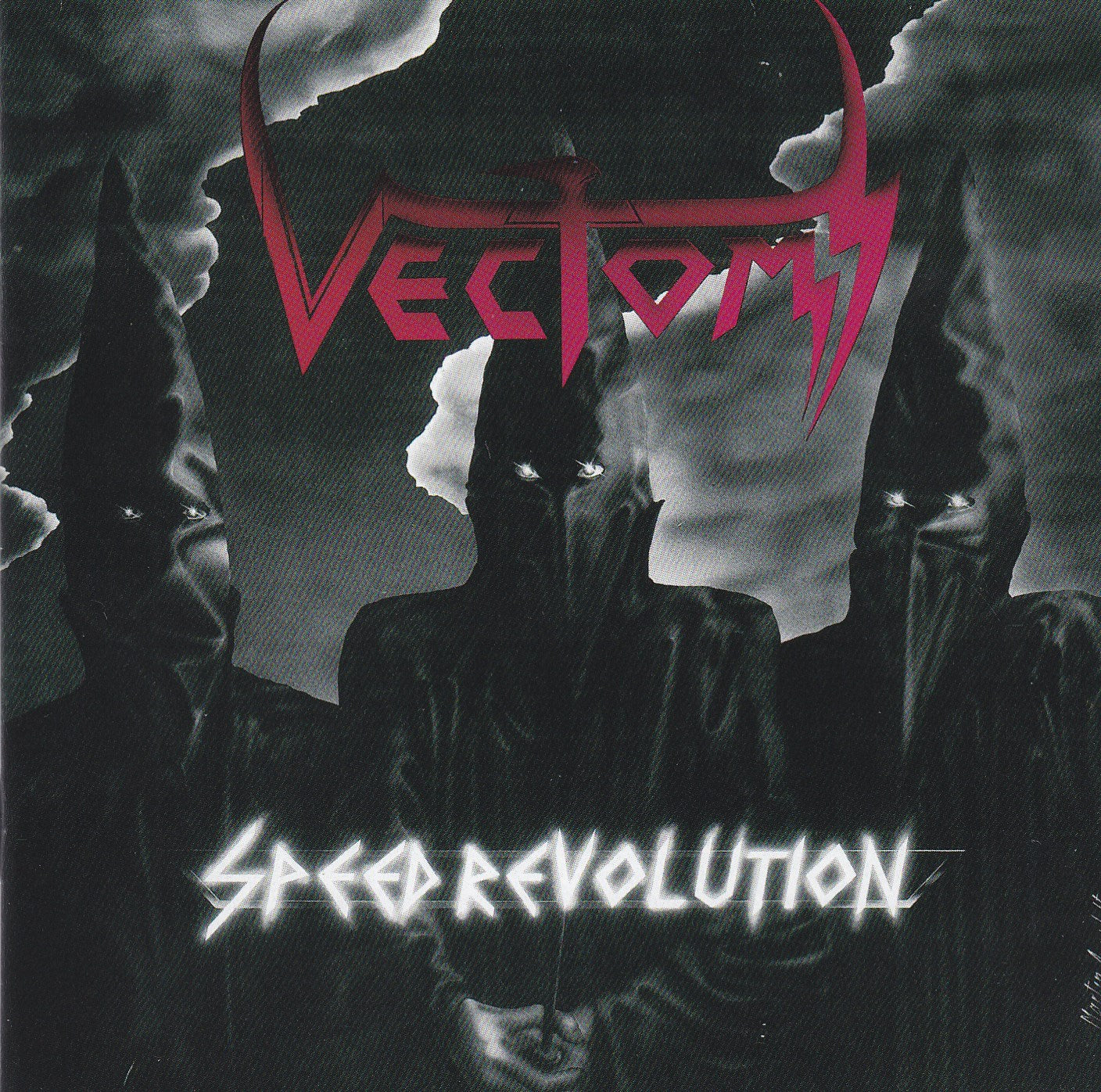 VECTOM - SPEED REVOLUTION / RULES OF MYSTERY (*NEW-CD, 2011, Battle Cry Records) Import Rare 80's Thrash / Speed Metal Reissue