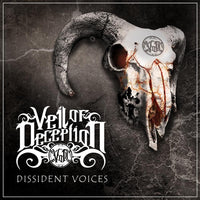 VEIL OF DECEPTION - DISSIDENT VOICES (*NEW-CD, 2019, NoLifeTilMetal) Hammering/Thundering METAL!