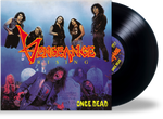 VENGEANCE RISING - ONCE DEAD (*Black Vinyl, 2020, Roxx) VERY Limited supply