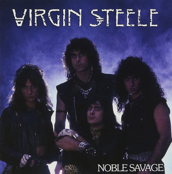 Virgin Steele ‎– Noble Savage (*Pre-Owned CD, 2008, Locomotive) melodic metal!