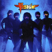 VISION - VISION (25th Anniversary Edition) (*NEW-CD, 2010, Born Twice) Lynyrd Skynyrd