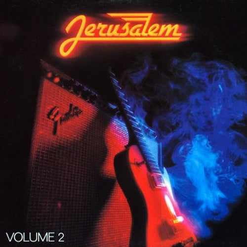 JERUSALEM - VOLUME TWO (*Used-Vinyl, 1980, Lamb & Lion)