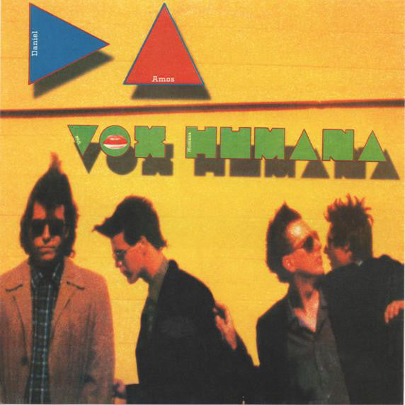 Daniel Amos ‎– Vox Humana: The ¡Alarma! Chronicles, Vol. III (*Pre-Owned CD, 1984, Refuge Records) Jewel Case