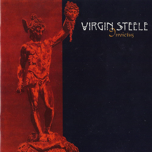 VIRGIN STEELE - INVICTUS (*Pre-Owned CD, 1998, Noise/TNT) Pure heavy metal!