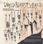 WORLD AGAINST WORLD - UNTIL THE DAY BREAKS AND THE SHADOWS FLEE AWAY (*NEW-CD, 1998, Bulletproof) For fans of Scaterd Few + The Crucified!