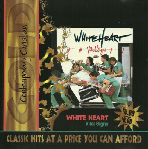 WHITE HERAT - VITAL SIGNS (*Pre-Owned CD, 2005, Home Sweet Home) elite West Coast AOR