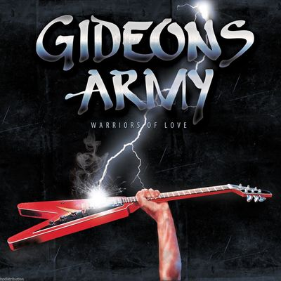 GIDEON'S ARMY - WARRIORS OF LOVE (*NEW-CD Retroactive Records)