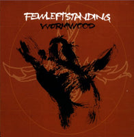 FEW LEFT STANDING - WORMWOOD (*NEW-CD, 2002, Solid State) metalcore