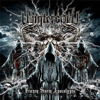 WINTERSOUL - FROZEN STORM APOCALYPSE (*NEW-CD, Nokternal Hemizphear, 2010) elite Christian Black Metal