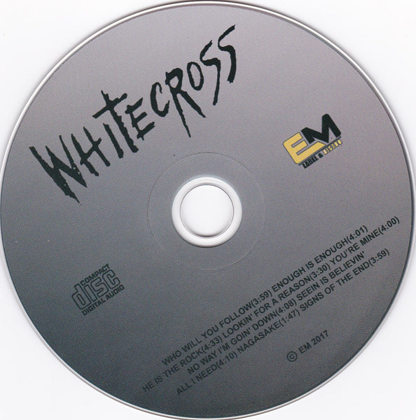 cd da banda whitecross