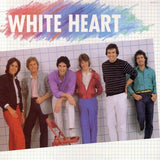 WHITEHEART - WHITEHEART (debut) (*Pre-Owend CD, 1995, Home Sweet Home) elite West Coast AOR