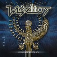 Wigelius ‎– R3inv3nt1ons (*Pre-Owned CD, 2012, Frontiers) elite AOR/commercial hard rock
