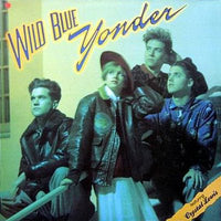 Wild Blue Yonder ‎– Wild Blue Yonder (*Pre-Owned Vinyl, 1986, Frontline Records) Produced By DA's Terry Scott Taylor
