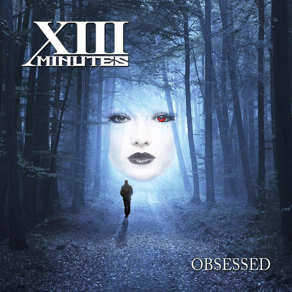 XIII Minutes ‎– Obsessed (*NEW-CD, 2019, Rottweiler) muscular groove metal with heavy vocals