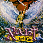 XALT - DARK WAR (Retroarchives Edition) (*NEW-CD, 2017 Retroactive Records) *Last copies