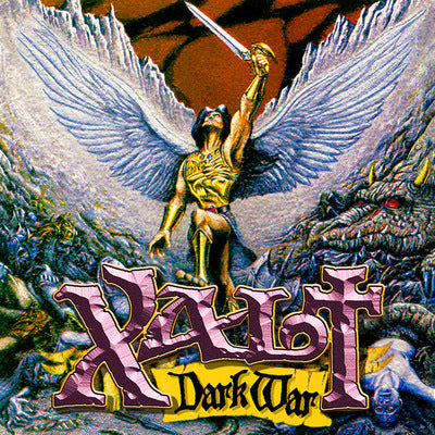 XALT - DARK WAR (Retroarchives Edition) (*NEW-CD, 2017 Retroactive Records)