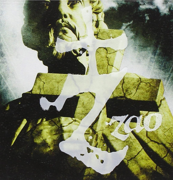 ZAO - THE FUNERAL OF GOD (*Pre-Owned-CD, 2004, Farret)