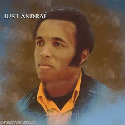 ANDRAE CROUCH - JUST ANDRAE (*NEW-Vinyl, 1972, Light Records)