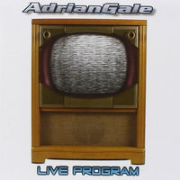 ADRIANGALE - LIVE PROGRAM (Kivel Records) Jamie Rowe Metal! CD