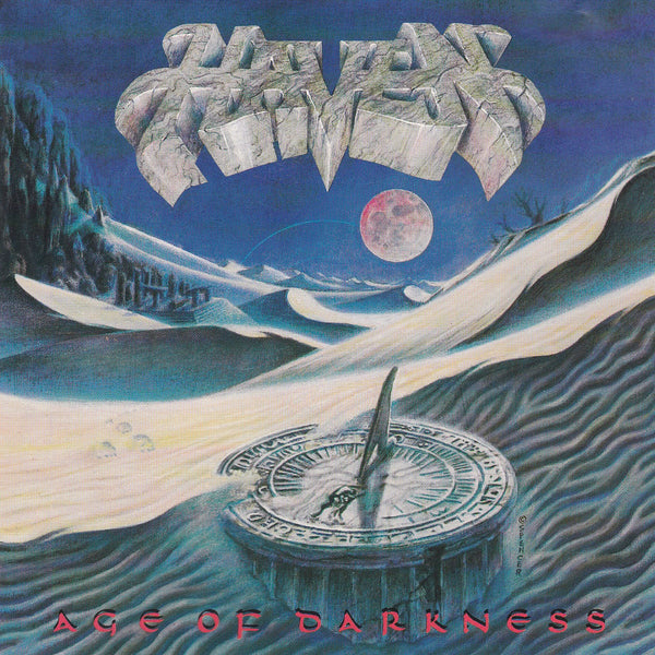 HAVEN - AGE OF DARKNESS (*CD, 1991, R.E.X.) Original Issue!