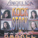 ANGELICA - ROCK, STOCK & BARREL (*Used-CD, 1991, Intense)