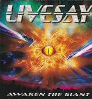 LIVESAY - AWAKEN THE GIANT (CD, 2010) amazing melodic metal