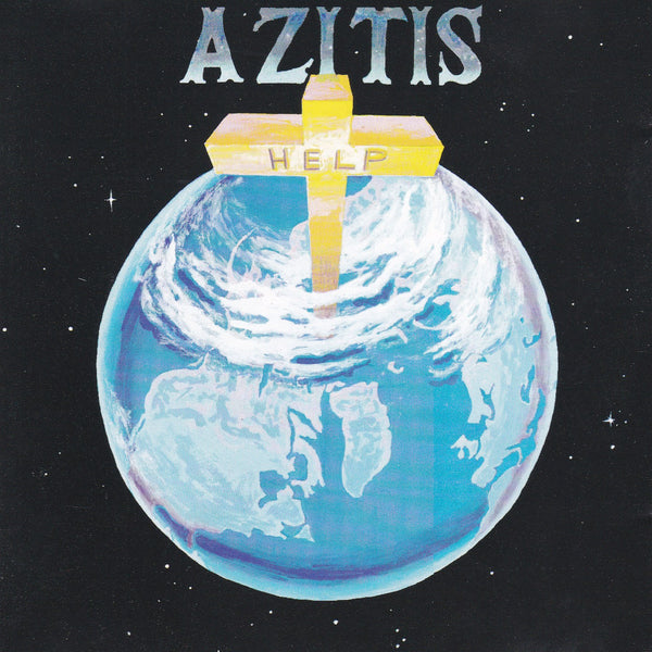 AZITIS - HELP (*Used-CD, Synton Records) 1971 Psych Monster!