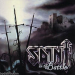 SAINT - IN THE BATTLE (*NEW-CD, 2011, Retroactive) *Last copies