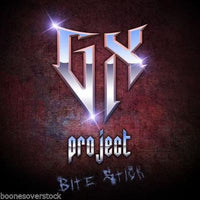 GX PROJECT - BITE STICK (X-sinner vocalist) CD