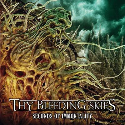 THY BLEEDING SKIES - SECONDS OF IMMORTALITY (*NEW-CD, 2014, Soundmass)