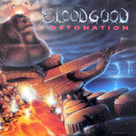 BLOODGOOD - DETONATION (Vinyl, 1987, Frontline) *Sealed Record