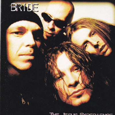 BRIDE - THE JESUS EXPERIENCE (*CD-Used, 1997, Organic Records) Produced by Mastedon's John & Dino Elefante
