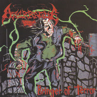 AZORRAGUE - BRINGER OF TERROR (Metal Survivor) CD Brazillian Thrash/Speed Metal